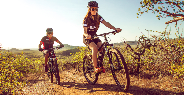 Mountain Biking in todos santos- tres santos