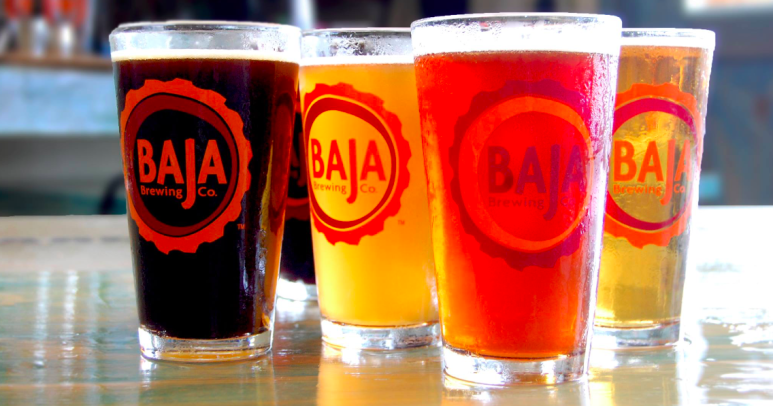 Baja Brewing in Cabo- Tres Santos Baja Mexico community