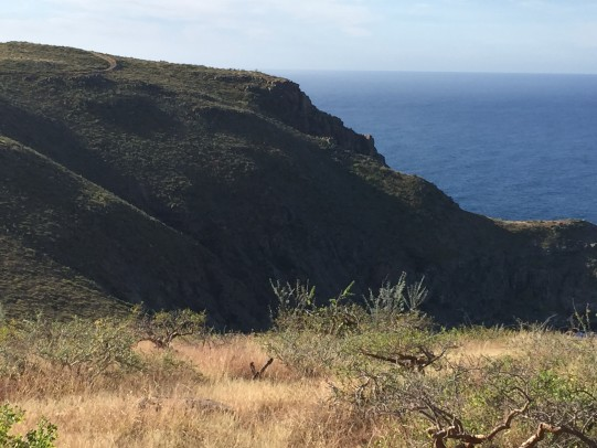 Hiking in Todos Santos- Tres Santos