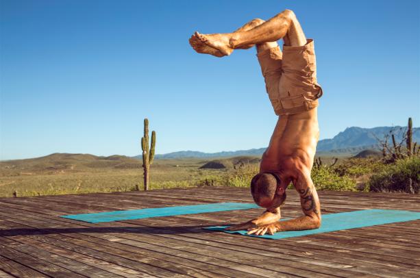 Yoga in Tres Santos, Todos Santos