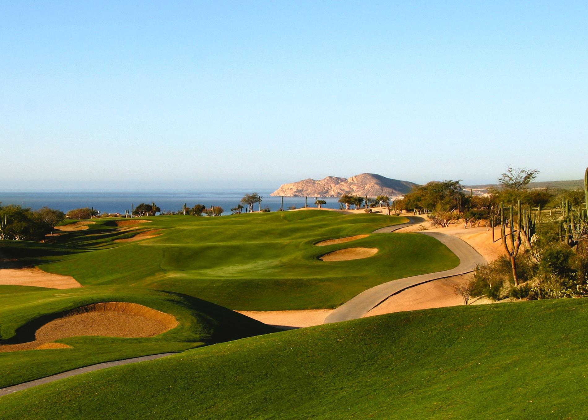 Baja Mexico: A Golfer's Dream