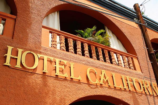 Hotel california- todos santos music festival