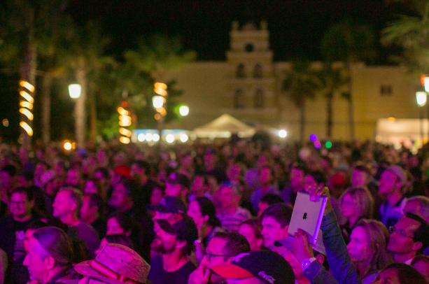 Todos santos music festival - tres santos