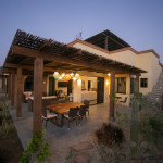 Tres Santos Cottage Homes in Todos Santos