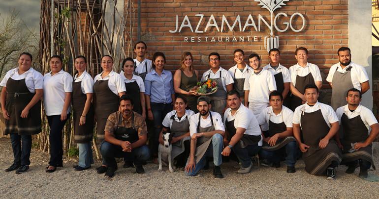 Jazamango Restaurant
